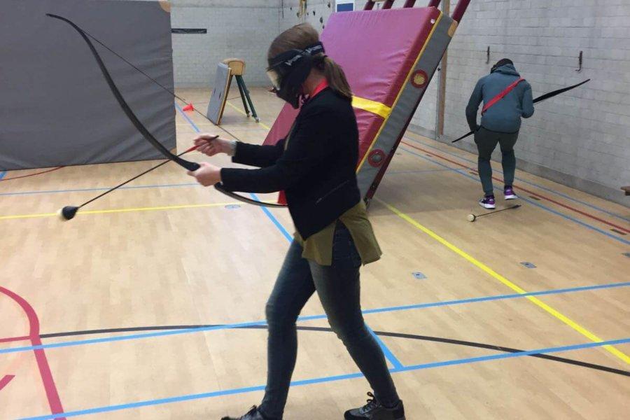 Trend workshop Archery Attack in Amsterdam