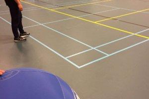 sport workshop bubbleball 2 coa tilburg