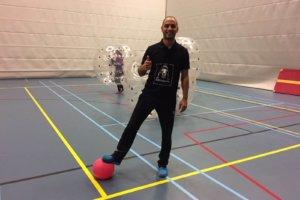 sport workshop bubbleball coa tilburg