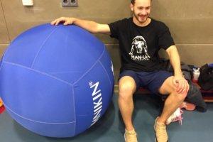 sport workshop kinball coa tilburg